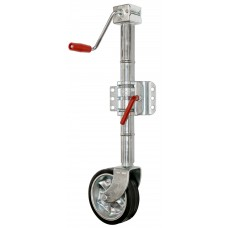 ALKO Premium Side Wind Jockey wheel with clamp