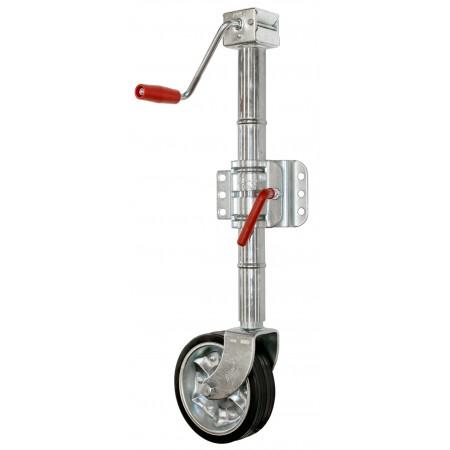 AL-KO Premium Side Wind Jockey wheel with clamp