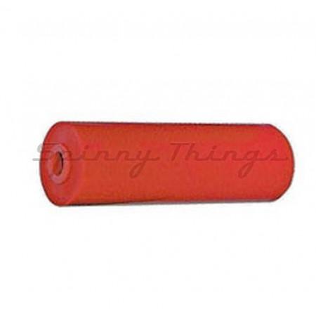 "6"" Flat/Bilge Roller Poly Soft - Red"