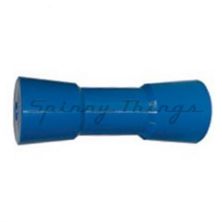 "8"" Poly Cotton Sydney Roller - Blue"