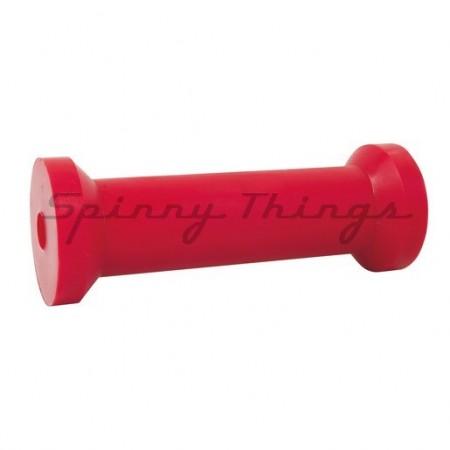 "8"" Keel Roller Poly Soft - Red"