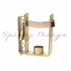 Coupling / Towball Lock - Zinc Economy