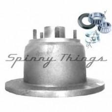 VELOX (BEEHIVE) HT stud pattern / HOLDEN bearings - DISC GALV
