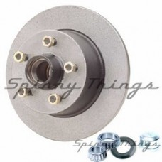 HT stud pattern / FORD bearings - DISC GALVANISED