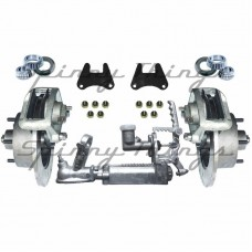 Hydraulic Disc Brake FULL Kit - Galvanised