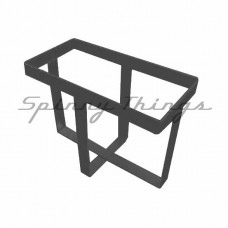 Jerry Can Holder Economy - black