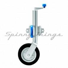 Swing-Up Jockey Wheel 10