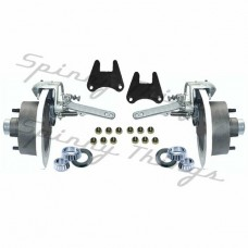 Mechanical Disc HALF (refresher) Kit - 5 or 6 Stud LANDCRUISER