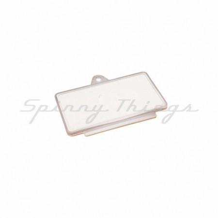 Registration Label Holder - plastic