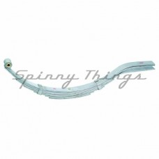 Slipper Spring - Galvanised – 7-leaf x 45mm (1350kg per pair)