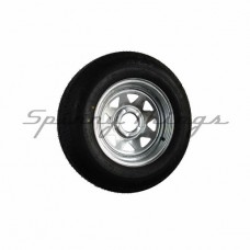 "14"" Rim Galvanised - FORD w/ 185 Light Truck Tyre"