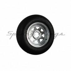 "14"" Rim Galvanised - FORD w/ 185 Light Truck Tyre"